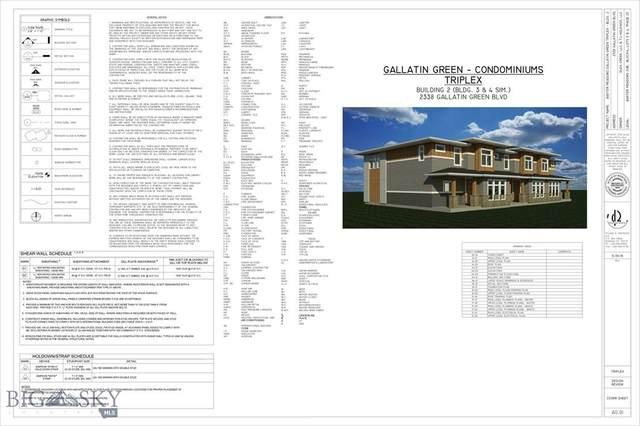 2310 Gallatin Green Boulevard #14, Bozeman, MT 59718 (MLS #362441) :: Carr Montana Real Estate