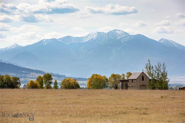 27 Royal Wulff, Livingston, MT 59047 (MLS #362446) :: Montana Mountain Home, LLC