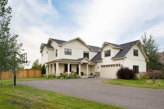 4616 Danube Lane, Bozeman, MT 59718 (MLS #362456) :: Berkshire Hathaway HomeServices Montana Properties