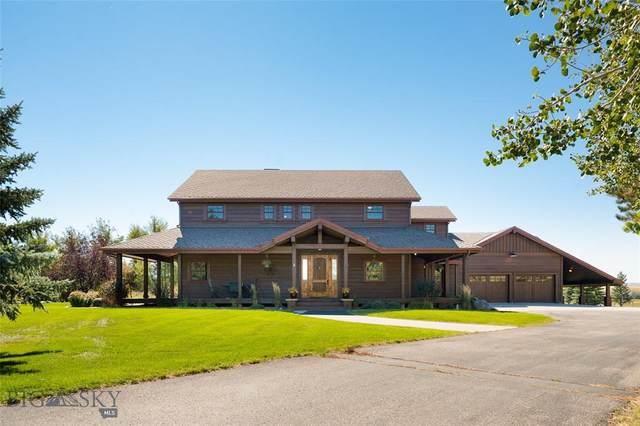 4060 Johnson Road, Bozeman, MT 59718 (MLS #362460) :: Black Diamond Montana