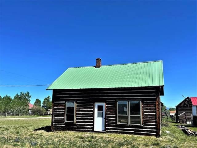 209 4th Street, Wisdom, MT 59761 (MLS #362466) :: Black Diamond Montana