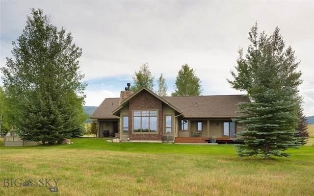 33 Triple Tree Lane, Bozeman, MT 59715 (MLS #362467) :: Montana Mountain Home, LLC