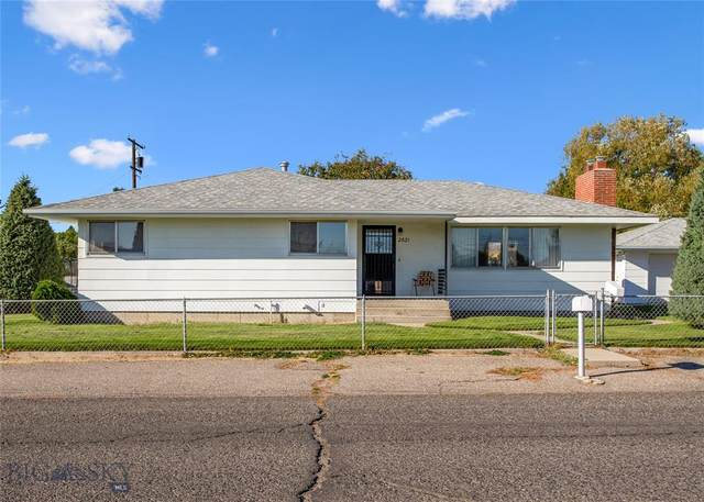 2621 Ottawa Street, Butte, MT 59701 (MLS #362468) :: Berkshire Hathaway HomeServices Montana Properties