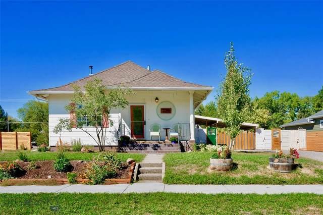 220 S 4th St, Manhattan, MT 59741 (MLS #362469) :: Hart Real Estate Solutions