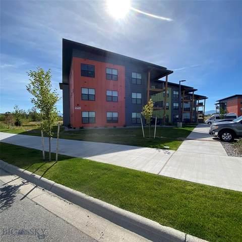 2420 Tschache Lane #105, Bozeman, MT 59718 (MLS #362475) :: Carr Montana Real Estate