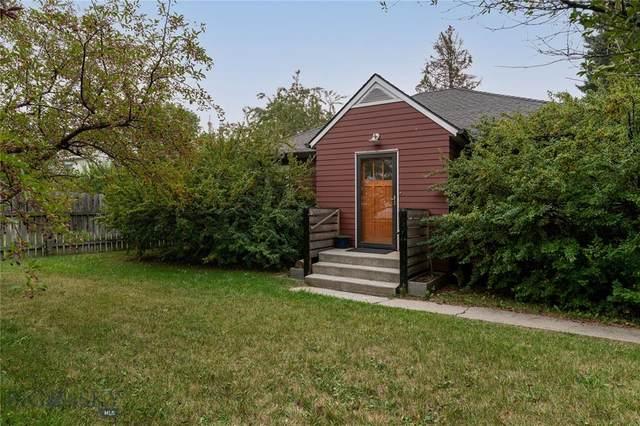 1404 W Babcock, Bozeman, MT 59715 (MLS #362488) :: Montana Life Real Estate