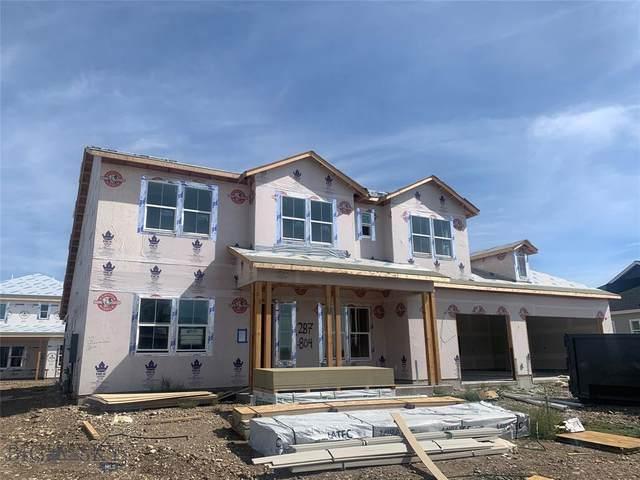 804 Halfpipe Street, Belgrade, MT 59714 (MLS #362492) :: Montana Life Real Estate