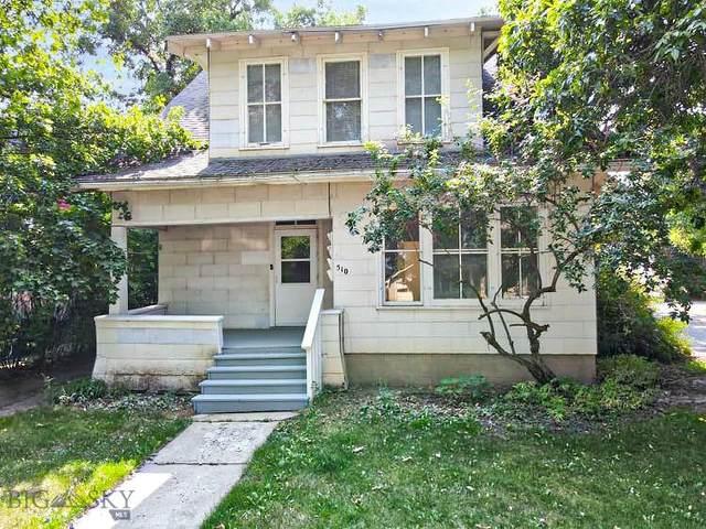 510 W Babcock Street, Bozeman, MT 59715 (MLS #362497) :: Montana Life Real Estate