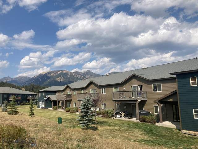 50 Firelight Drive D-7, Big Sky, MT 59716 (MLS #362505) :: Montana Mountain Home, LLC
