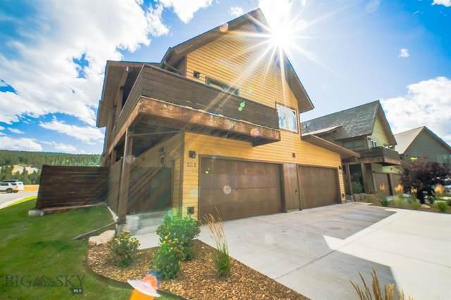211 Pheasant Tail B, Big Sky, MT 59716 (MLS #362507) :: Montana Life Real Estate