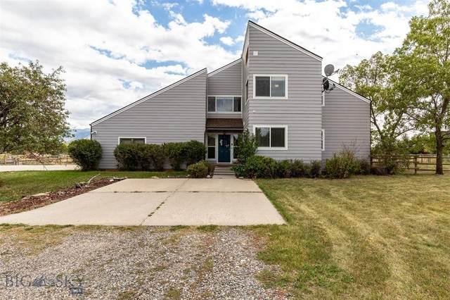 2730 Kid Curry Drive, Bozeman, MT 59715 (MLS #362524) :: Carr Montana Real Estate