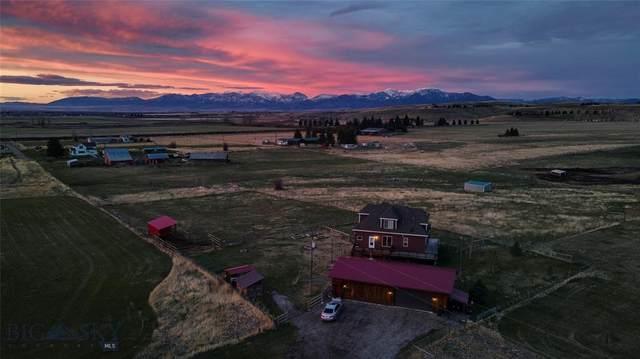 250 Garnet Mountain Way, Bozeman, MT 59718 (MLS #362529) :: Berkshire Hathaway HomeServices Montana Properties