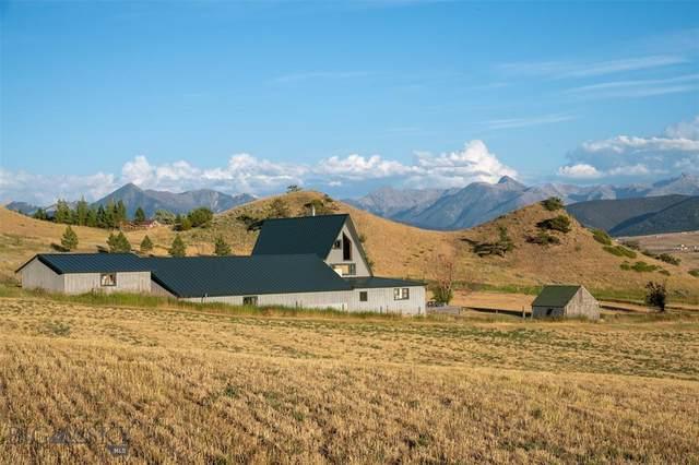 69 O'rea Creek Road, Livingston, MT 59047 (MLS #362532) :: Montana Life Real Estate