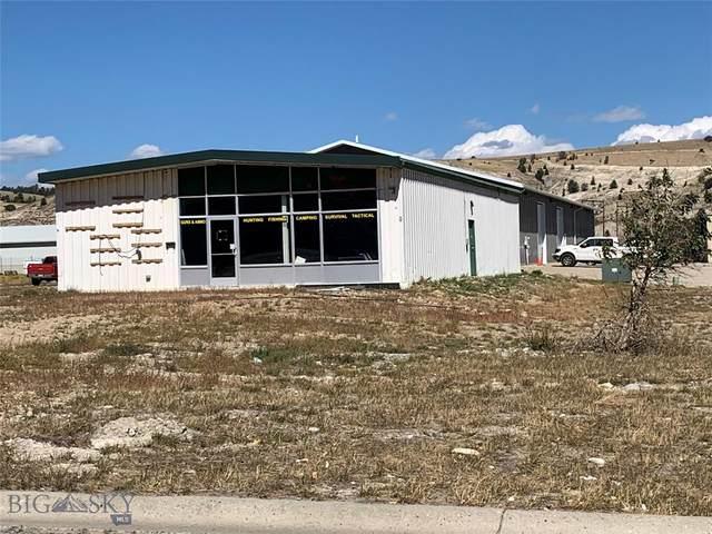 1602 Montana Drive, Anaconda, MT 59711 (MLS #362534) :: L&K Real Estate