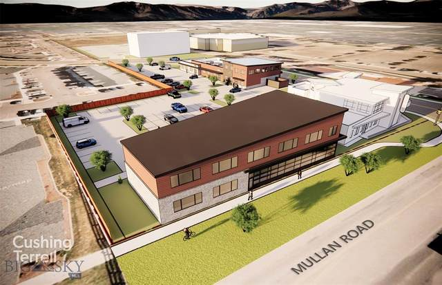 3770 Mullan Road #2 - Suite 2C, Missoula, MT 59808 (MLS #362547) :: Berkshire Hathaway HomeServices Montana Properties