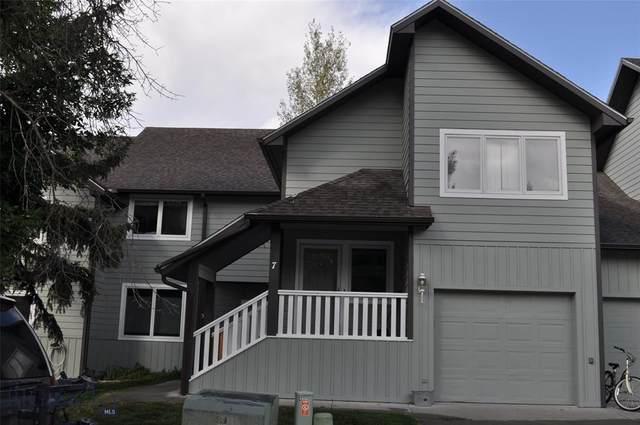 405 Overbrook Drive #5, Bozeman, MT 59715 (MLS #362549) :: Carr Montana Real Estate