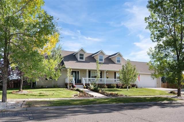 347 Red Barn Drive, Belgrade, MT 59714 (MLS #362550) :: L&K Real Estate