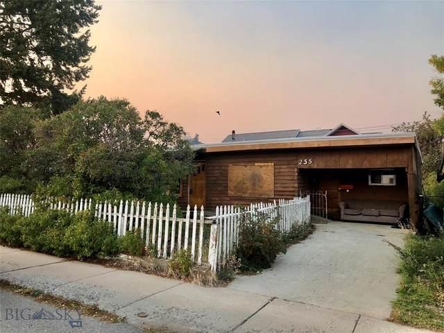 235 Curtis, Butte, MT 59701 (MLS #362565) :: L&K Real Estate