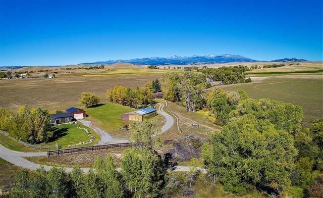 52 Shields River Road East, Livingston, MT 59047 (MLS #362585) :: L&K Real Estate