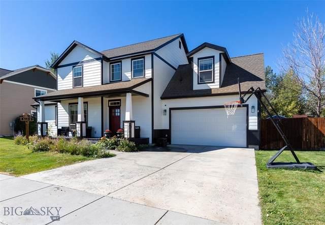 823 Loxley Drive, Bozeman, MT 59718 (MLS #362586) :: Hart Real Estate Solutions