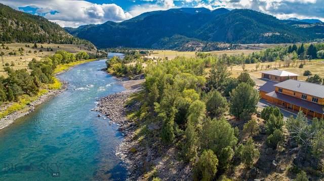 35 Tom Miner Creek Road, Emigrant, MT 59027 (MLS #362591) :: Hart Real Estate Solutions