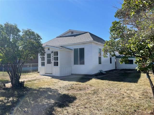1823 Thomas, Butte, MT 59701 (MLS #362600) :: L&K Real Estate