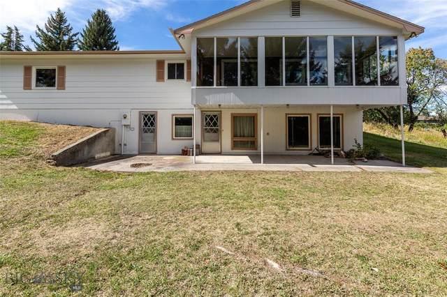 112 Sunset Boulevard, Bozeman, MT 59715 (MLS #362608) :: Montana Mountain Home, LLC