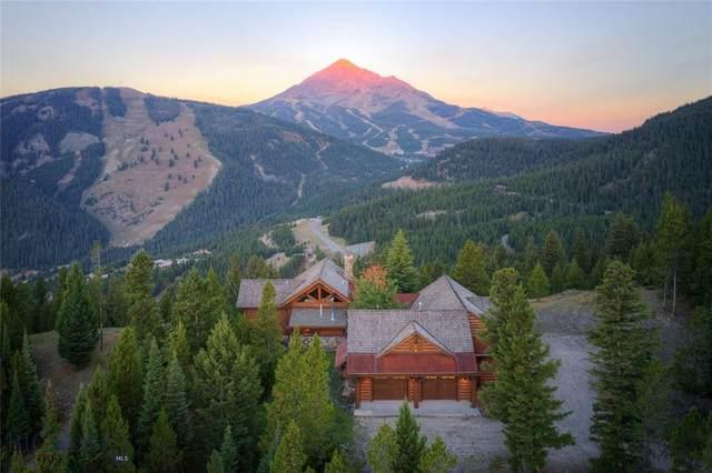 215 Old Toby Road, Big Sky, MT 59716 (MLS #362615) :: Montana Mountain Home, LLC