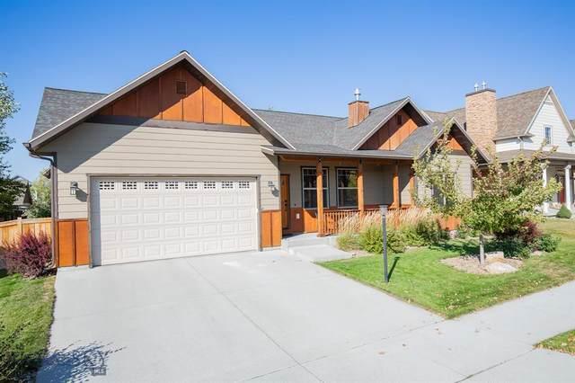 55 Thatch Wood Lane, Bozeman, MT 59718 (MLS #362616) :: L&K Real Estate