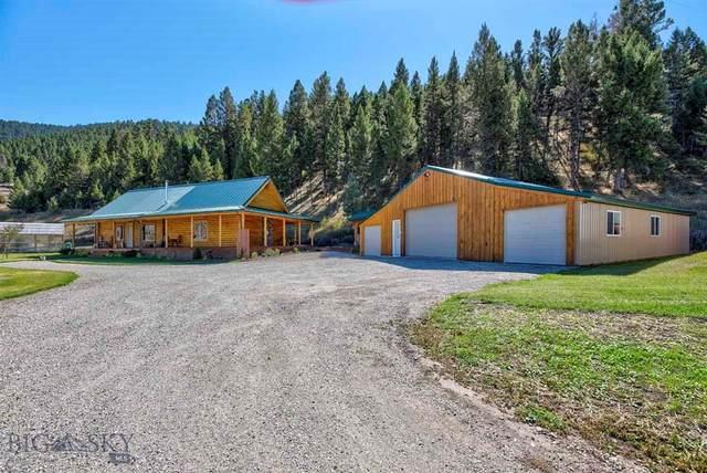 1375 Blackfoot, Garrison, MT 59731 (MLS #362623) :: Hart Real Estate Solutions
