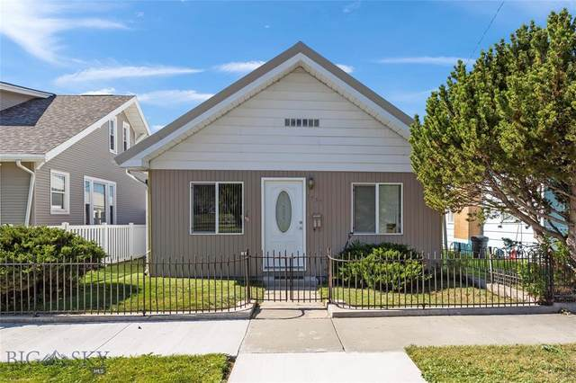 1737 Florence, Butte, MT 59701 (MLS #362624) :: Montana Life Real Estate