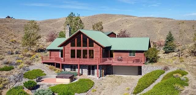2046 Mt Highway 41 S, Twin Bridges, MT 59754 (MLS #362626) :: Montana Life Real Estate
