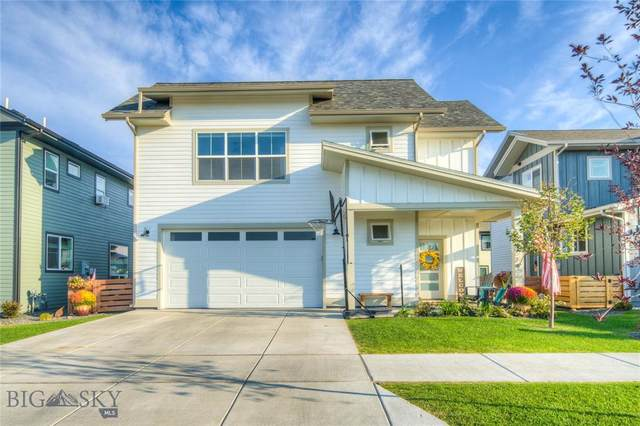 5429 Vaughn Drive, Bozeman, MT 59718 (MLS #362627) :: Hart Real Estate Solutions