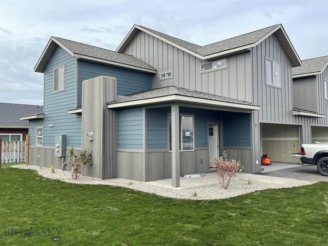 819 A Milky Way Drive Unit A, Bozeman, MT 59718 (MLS #362635) :: Berkshire Hathaway HomeServices Montana Properties