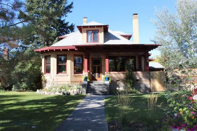 111 N Main W, Whitehall, MT 59759 (MLS #362637) :: Montana Life Real Estate