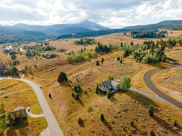 29 Buffalo Calf Road, Big Sky, MT 59716 (MLS #362638) :: Black Diamond Montana