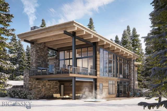 TBD Overlook Phase II, Homesite 14A, Big Sky, MT 59716 (MLS #362645) :: Hart Real Estate Solutions
