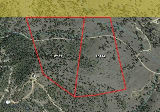 TBD Black Sandy Loop, Helena, MT 59602 (MLS #362667) :: Montana Life Real Estate