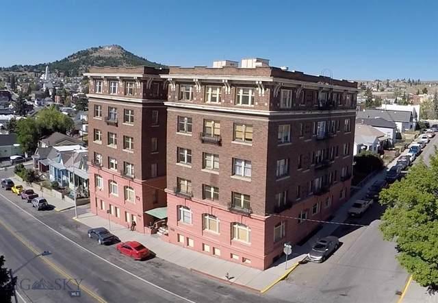 501 W Granite, Butte, MT 59701 (MLS #362670) :: L&K Real Estate