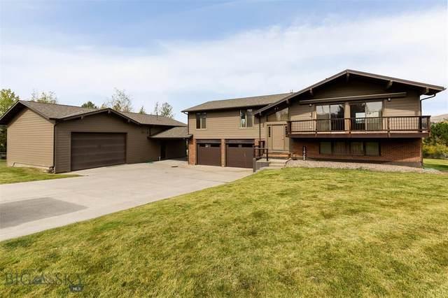 1421 Robin Lane, Bozeman, MT 59715 (MLS #362671) :: Montana Life Real Estate