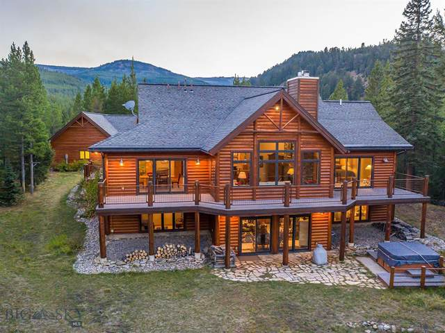 395 Upper Beaver Creek Road, Big Sky, MT 59730 (MLS #362673) :: Berkshire Hathaway HomeServices Montana Properties