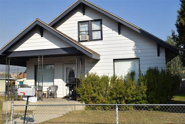 1912 Wilson Avenue, Butte, MT 59701 (MLS #362674) :: L&K Real Estate