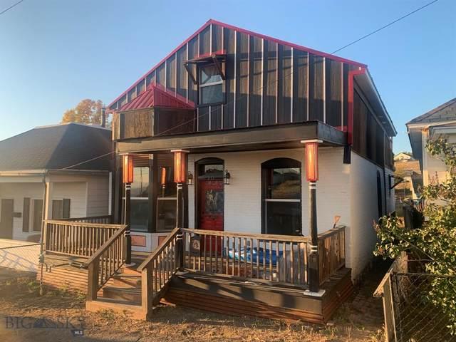 213 W Woolman, Butte, MT 59701 (MLS #362678) :: L&K Real Estate
