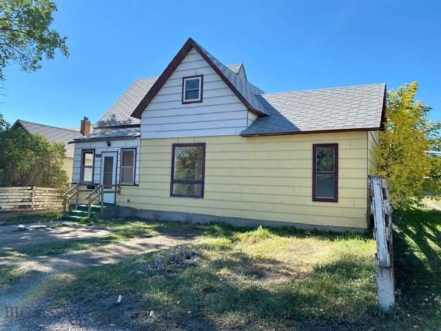 405 N 7th Street, Livingston, MT 59047 (MLS #362679) :: Black Diamond Montana