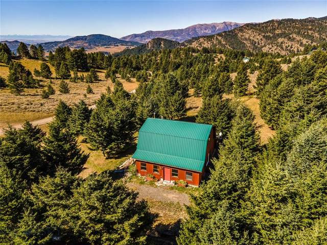 365 Quinn Creek Road, Bozeman, MT 59715 (MLS #362680) :: Black Diamond Montana