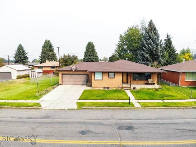 3111 Ottawa Street, Butte, MT 59701 (MLS #362686) :: L&K Real Estate