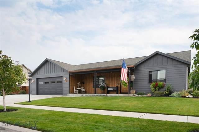 461 Cedar Wood Circle, Bozeman, MT 59718 (MLS #362699) :: Berkshire Hathaway HomeServices Montana Properties