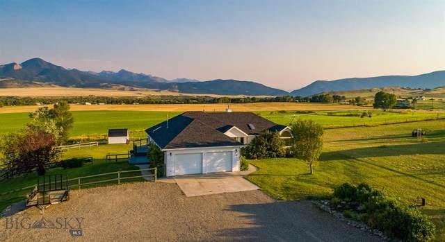 78 Kindsfather Drive, Livingston, MT 59047 (MLS #362710) :: Hart Real Estate Solutions