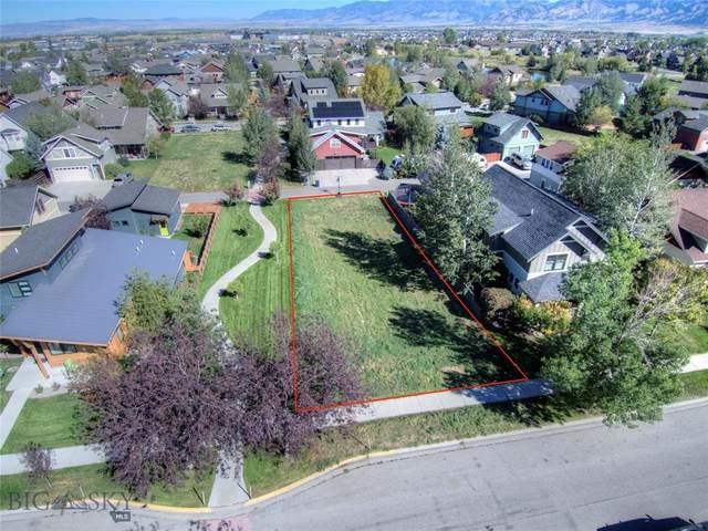 TBD Alexander Street, Bozeman, MT 59715 (MLS #362713) :: Berkshire Hathaway HomeServices Montana Properties