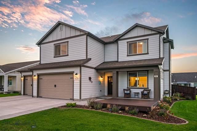 117 Knadler Drive, Bozeman, MT 59718 (MLS #362717) :: L&K Real Estate